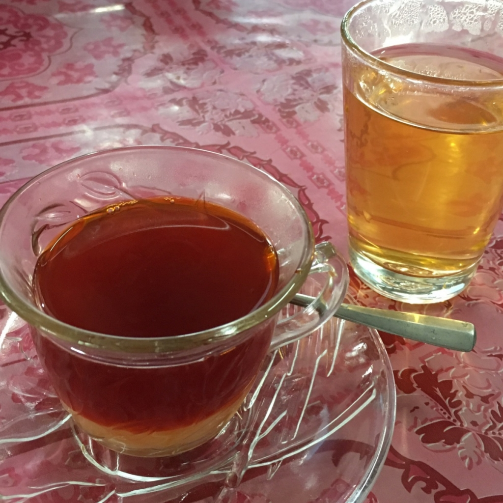 タイ式紅茶チャーロン