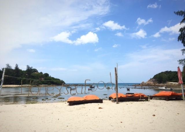 チョンモンビーチサムイ島