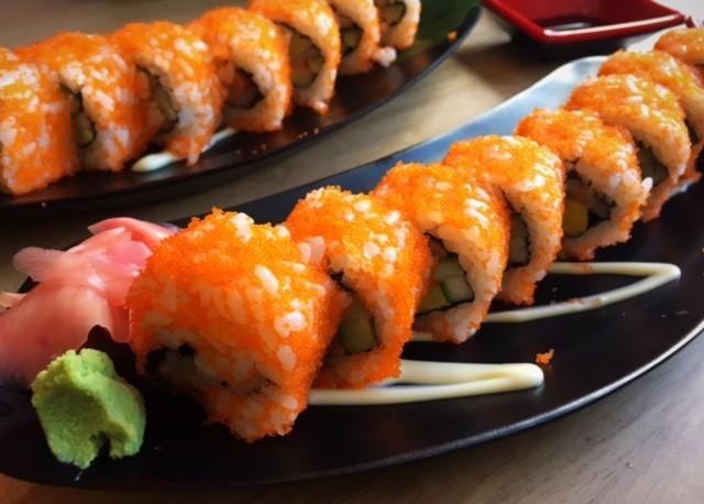 サムイ島日本食レストランMUSASHI寿司