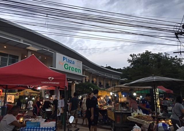 サムイ島ナイトマーケット