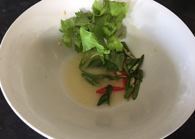 スップヌアタイ料理レシピ