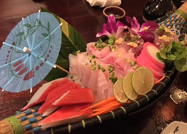 samuiサムイ島日本食レストラン小堀