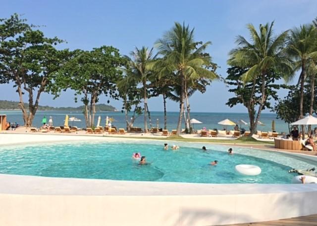 salasamuichawengサムイ島ホテル