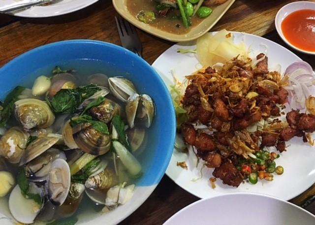 ラノーンサムイ島タイ料理レストラン