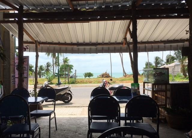 サムイ島イサーン料理食堂