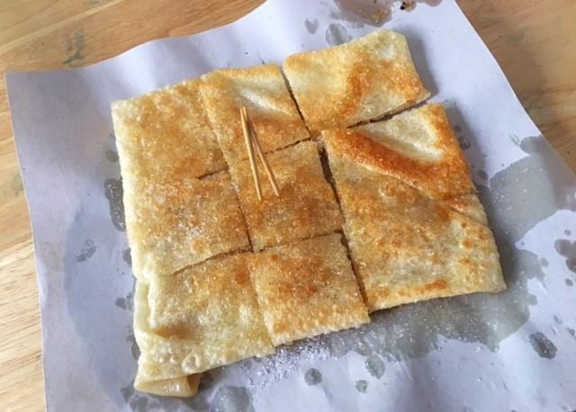 サムイ島屋台パンケーキ