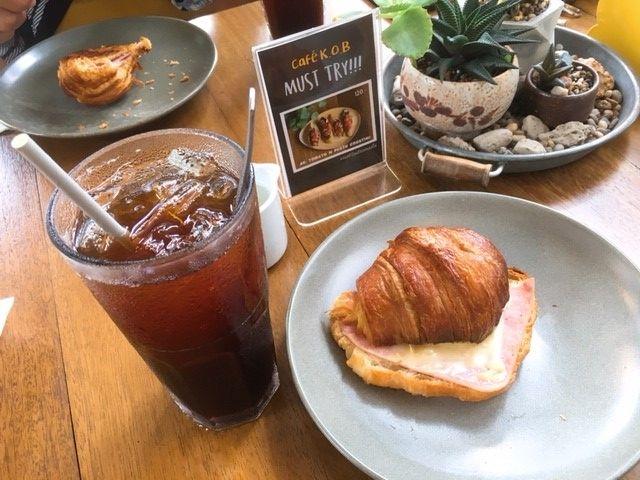 サムイ島ベーカリーカフェ