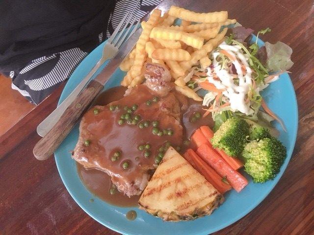 Baan Suan Kruaサムイ島レストラン
