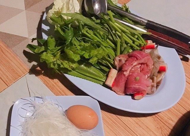 チムチュムサムイ島イサーン料理クロックマーイ