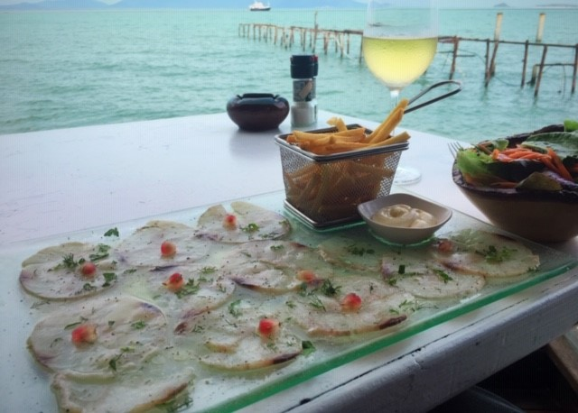 サムイ島フィッシャーマンズビレッジレストラン