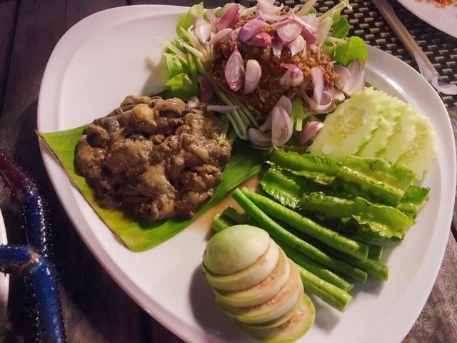 サビアンレーサムイ島タイ料理