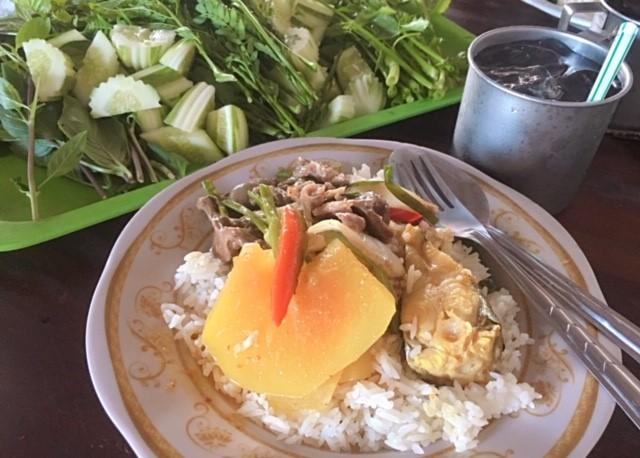 カオゲーン食堂サムイ島