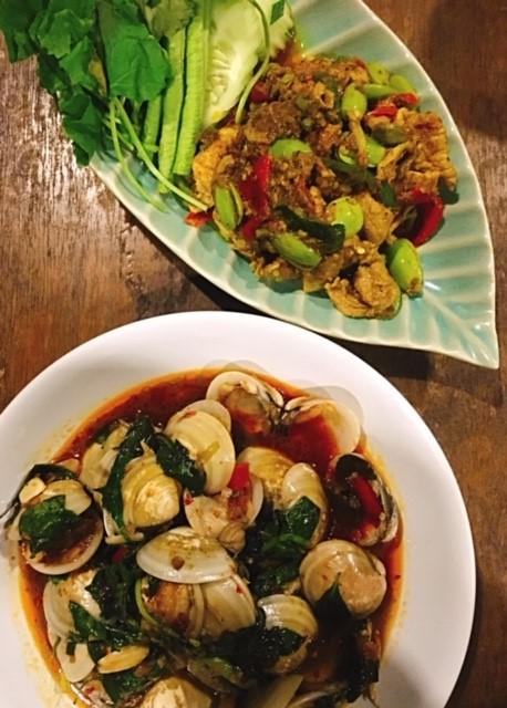サムイ島タイ料理レストランラノーン1