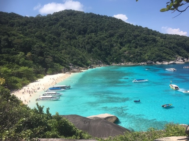 サムイ島の天気おいしもん日記