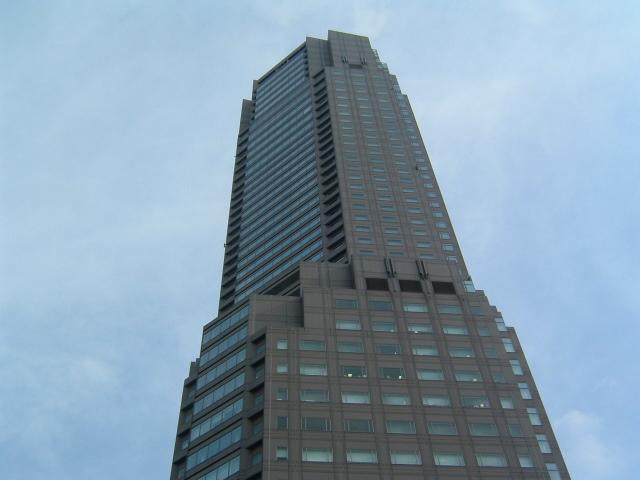 渋谷の某タワー