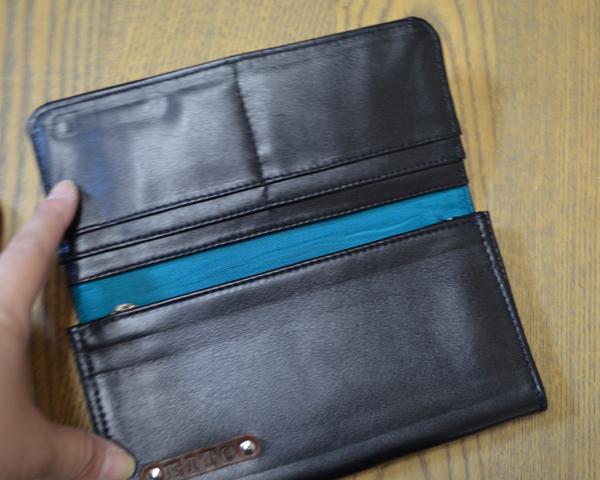 オーダー:革長財布