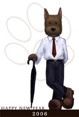 犬2006