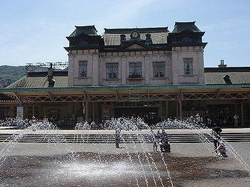 門司レトロ駅