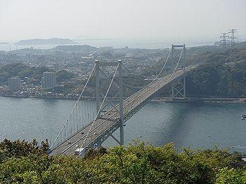 関門大橋1