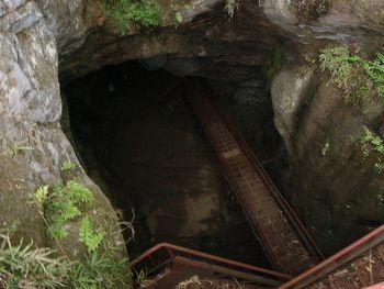 牡鹿洞入り口