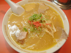 一龍 ワンタン麺