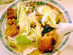 桂花@新宿東口 太肉麺