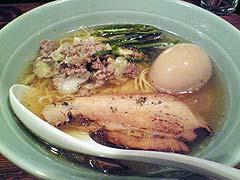 凪 日替わり麺 西塩(塩らーめん)