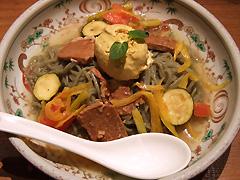 麺屋武蔵 限定 冷印度麺