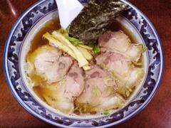 我流 和風チャーシュー麺