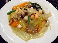 東京大飯店 海鮮炒麺