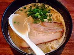 477凪豚骨麺