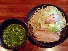 478凪夏山さん家の味噌つけ麺