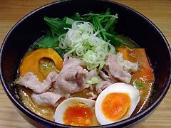 しろ八 TOKYO☆1週間限定豚汁ラーメン