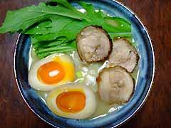 自作鶏白湯Ver.2
