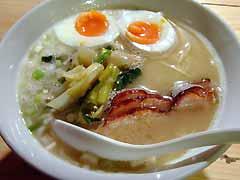 凪 日替わり 鶏白湯