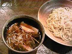中田兄弟 つけ麺