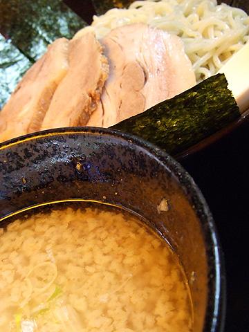 彩 特製のりつけ麺