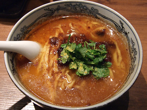 麺屋武蔵 限定 脂味噌ら〜麺