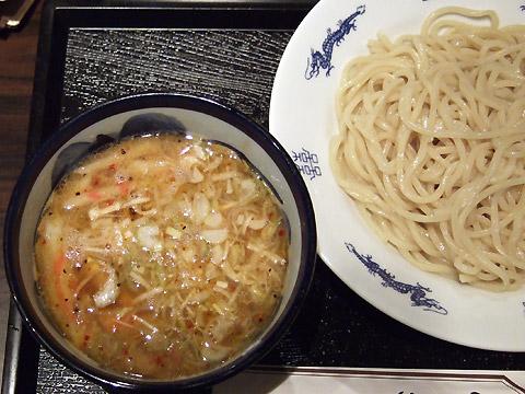フジヤマ製麺 つけめん