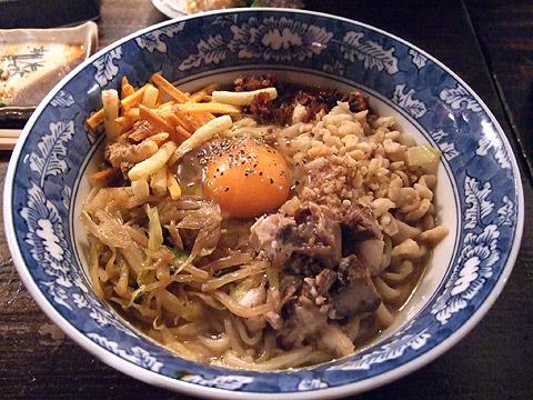 凪 日替わり麺 ジャンク・カレッジ