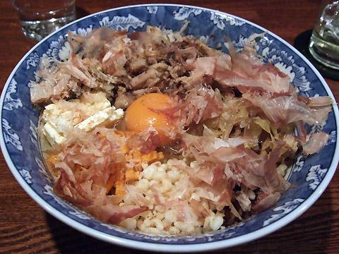 凪 日替わり麺 ニャンコ・カレッジ1
