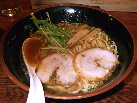 凪 日替わり麺 鯛の醤油