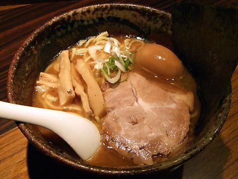 麺屋武蔵 虎洞 味玉ら〜麺