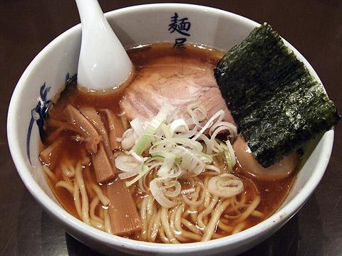 麺屋武蔵 青山 味玉ら〜麺