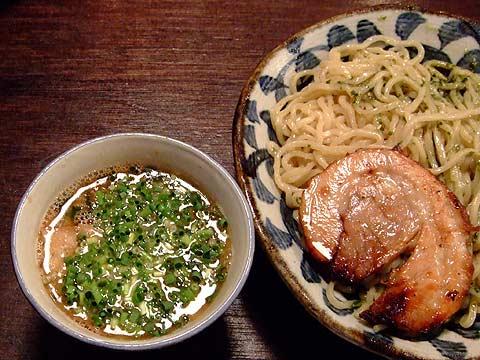 凪 翠のつけ麺