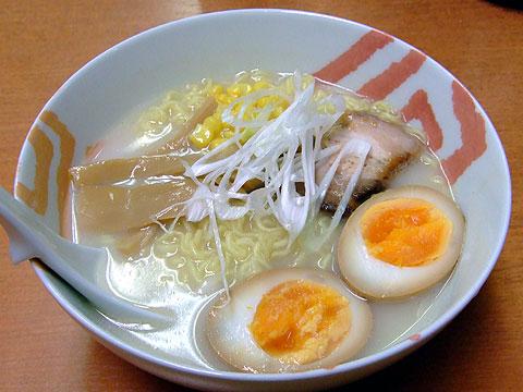 Akiba Noodle さくら スガキヤ和風とんこつ+味玉