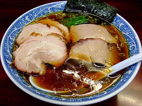 一番・胤暢番 焼豚麺