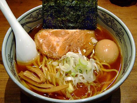 麺屋武蔵 味玉ら〜麺
