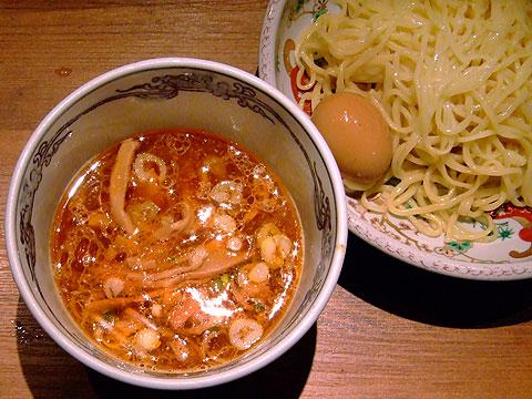 麺屋武蔵 味玉海老つけ麺