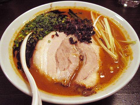 凪 日替わり麺 紅の豚2007